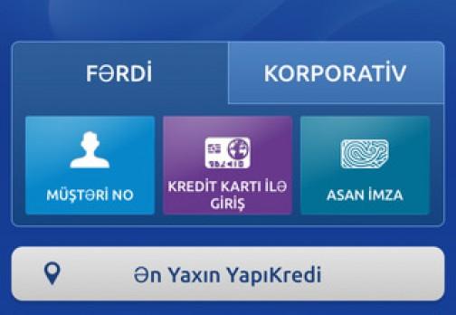 Yapı Kredi Azerbaycan Mobil Bankaçılıq