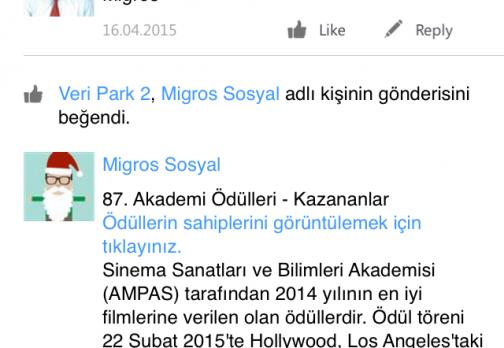 Migros Sosyal