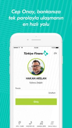Türkiye Finans Mobil Şube